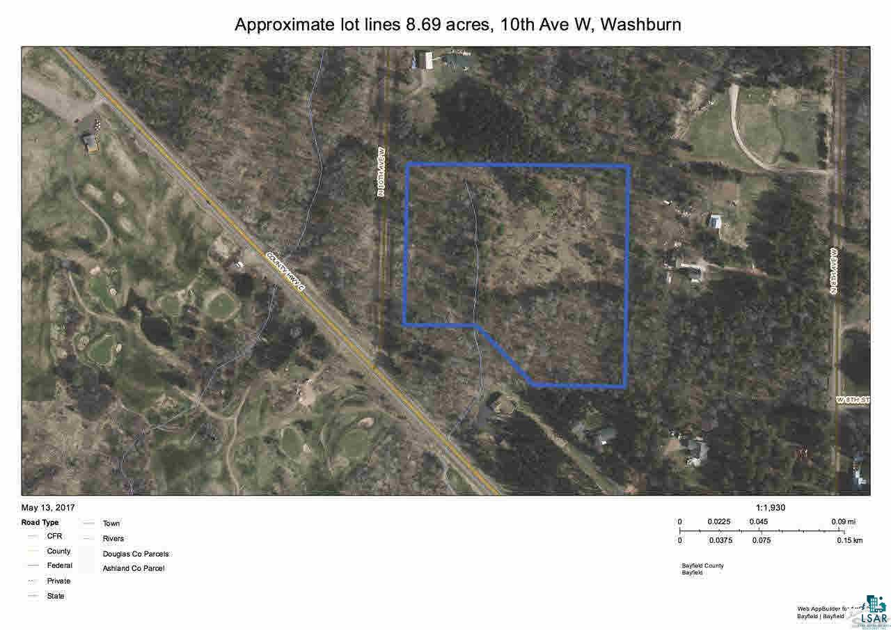 8.69 acres 10th Ave