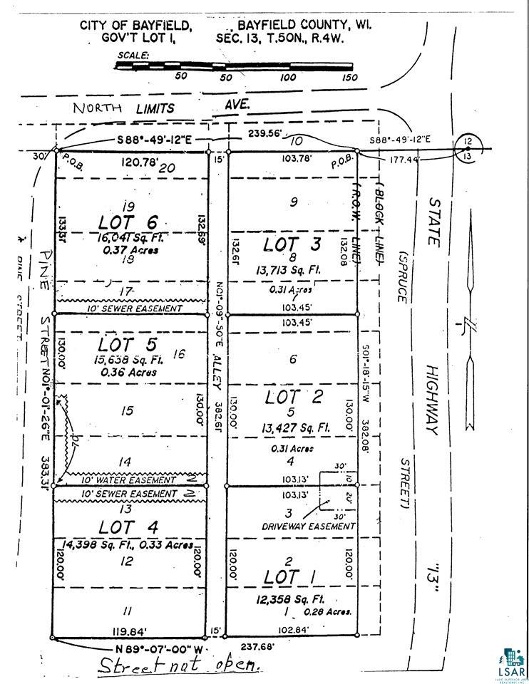 000 North Limits Ave Lots 3 & 6, Corner Of Pine St. & North Limits Av.