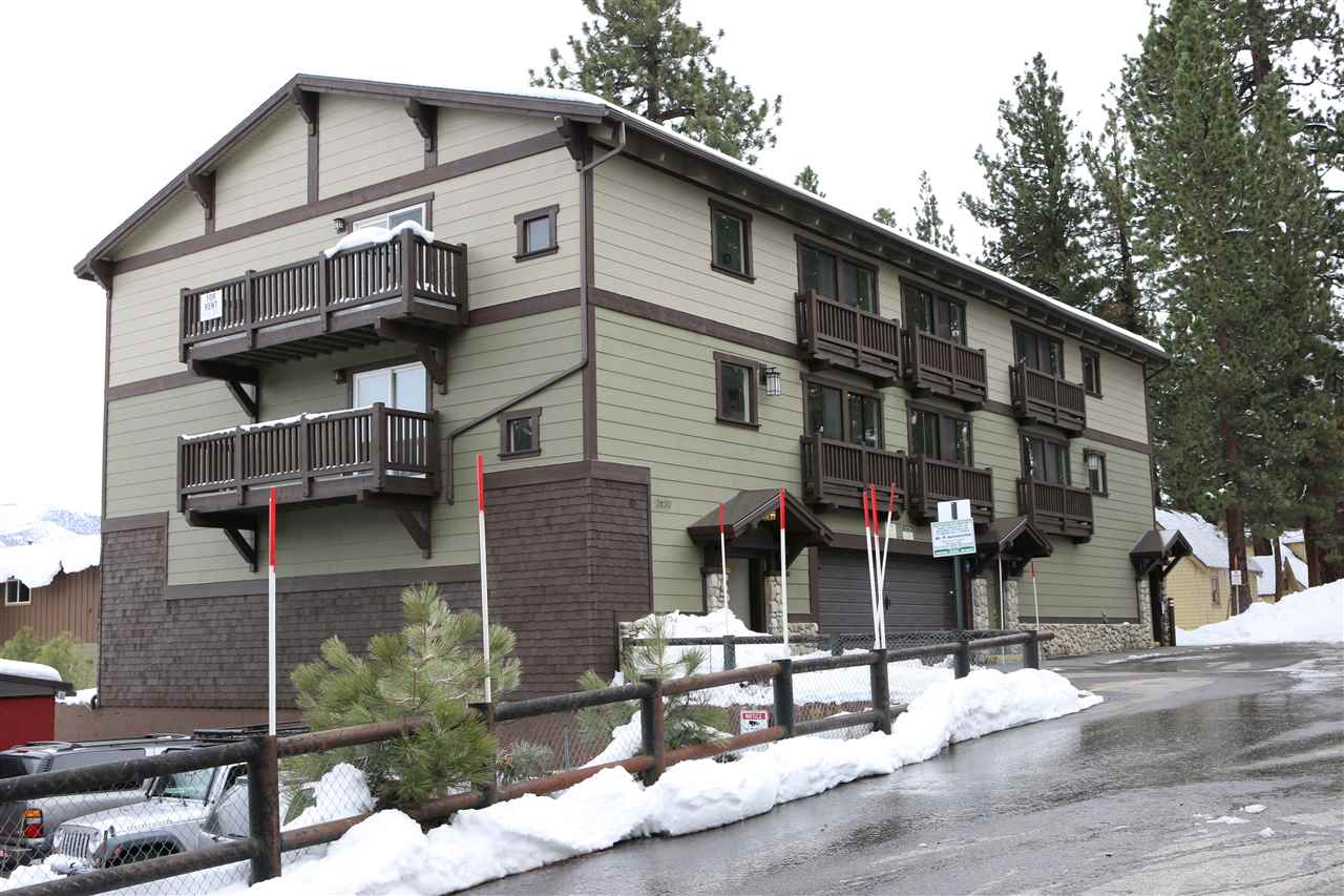 20-QUALITY UNITS centrally Located on Main Street.  Here is a unique opportunity to purchase a recently remodeled and well maintained residential multi-family asset in Mammoth Lakes.  100% occupied with a very stable income history. 2 buildings with 10 units in each building.  16 x 1 bedroom units and 4 x 2 bedroom units this project has a waiting list for new tenants.  On-site laundry, 1 three car garage and 3  single car garages as well as assigned open parking.  Both buildings were remodeled in 2006 and have been well maintained since the remodel.  Upgrades include but are not limited to: new carpet, Pergo, appliances, fixtures, exterior siding roof, heated gutters, re-graded and paved parking lot and more.  Residents can walk to public transportation, schools, restaurants, and employment.