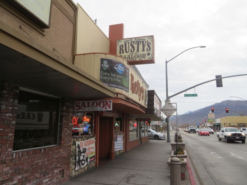 112 & 124 N Main Street, Bishop, CA 93514