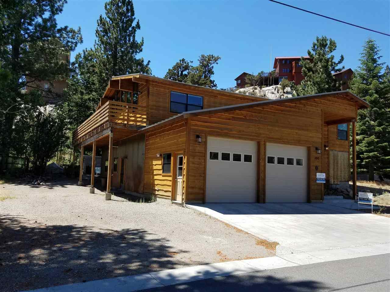 100 Bruce Street, June Lake, CA 93529