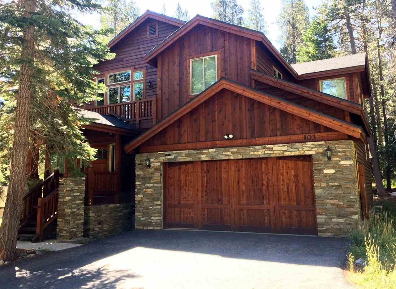 103 Woodmen Street, Mammoth Lakes, CA 93546