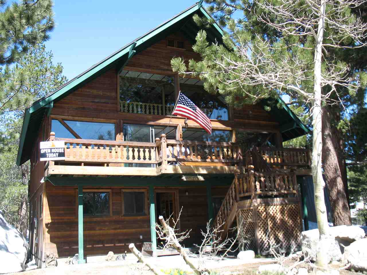20 Pine Knoll Place, Mammoth Lakes, CA 93546