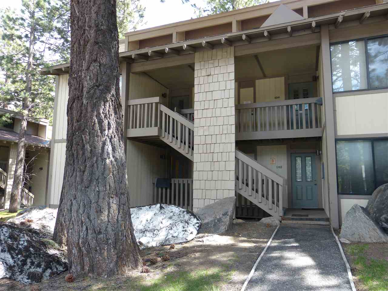 2113 Meridian Blvd. #107, Mammoth Lakes, CA 93546