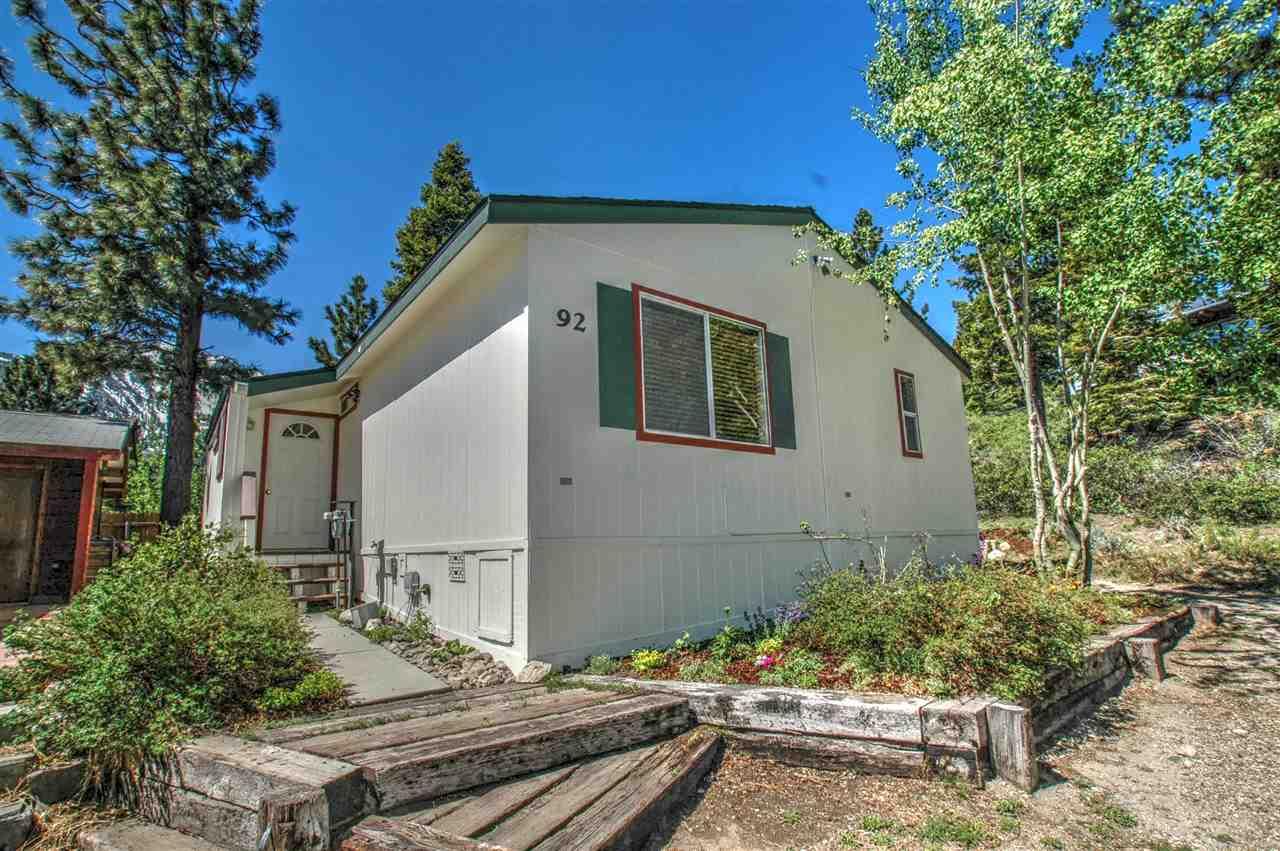100 Ski Trail Rd. #92, Mammoth Lakes, CA 93546