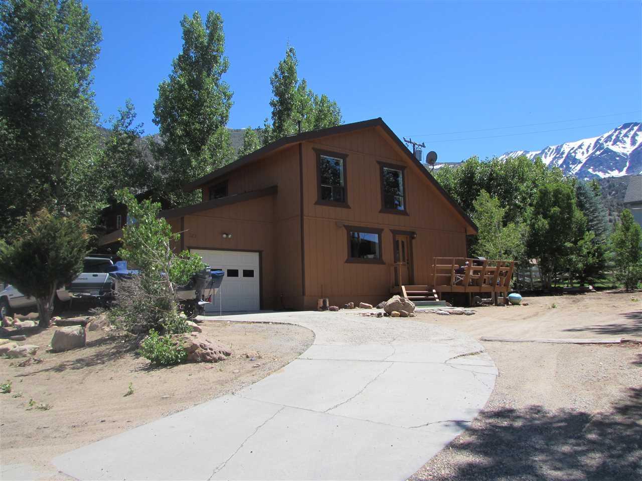 123 South Landing Road, Crowley Lake, CA 93546