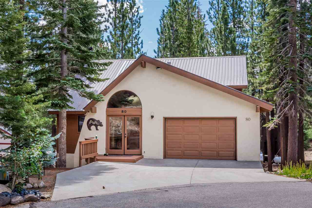80 Vacation Place, Mammoth Lakes, CA 93546