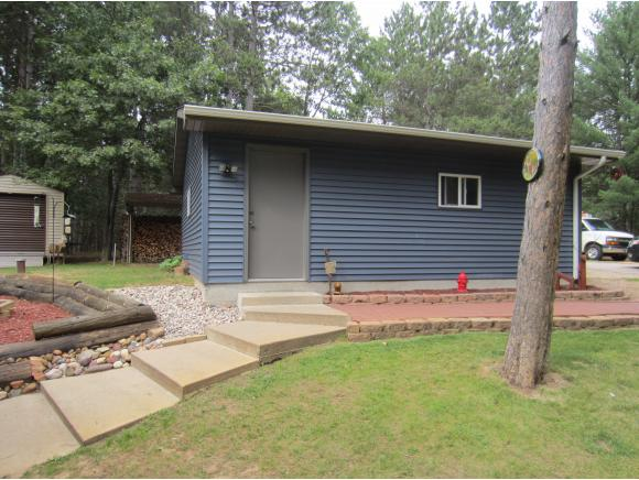 Photo of home for sale at W5768 BLACKHAWK RD BLACKHAWK RD, Wautoma WI
