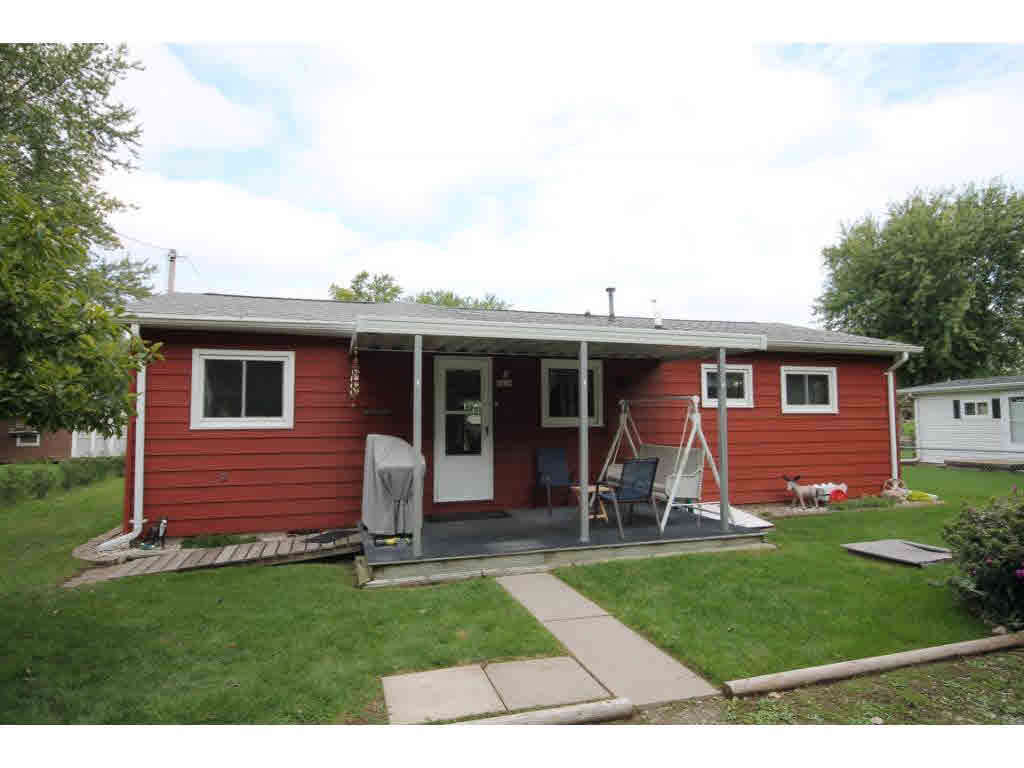 Photo of home for sale at 7674 HAASE RD HAASE RD, Larsen WI