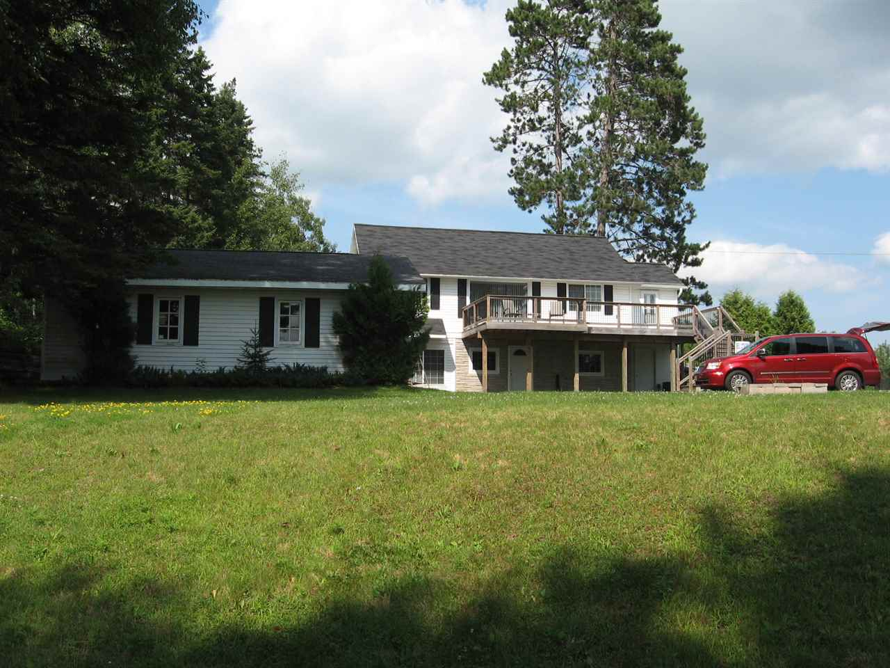View Single-Family Home For Sale at 17925 MOONLIGHT BAY ROAD, Townsend, WI