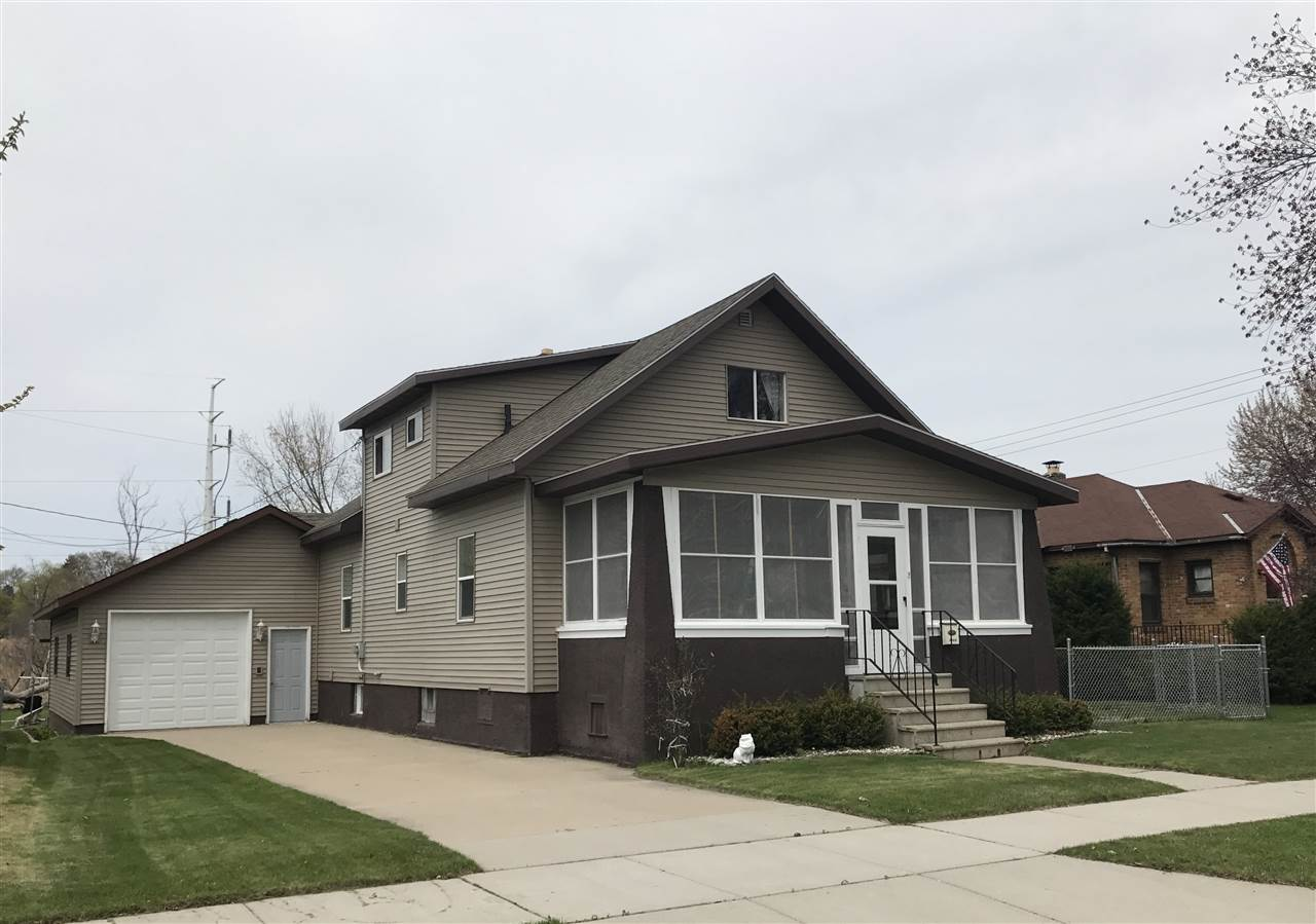 View Single-Family Home For Sale at 1609 ARMSTRONG STREET, Marinette, WI
