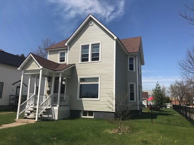 View Single-Family Home For Sale at 1002 ELIZABETH AVENUE, MARINETTE, WI