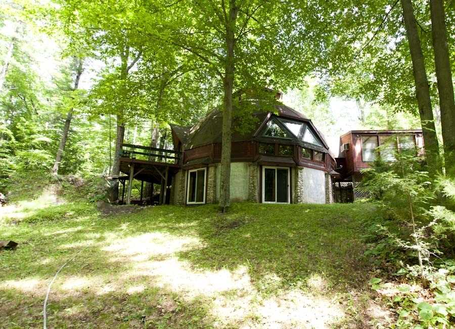 View Single-Family Home For Sale at N4235 RIVER DRIVE, Wallace, MI