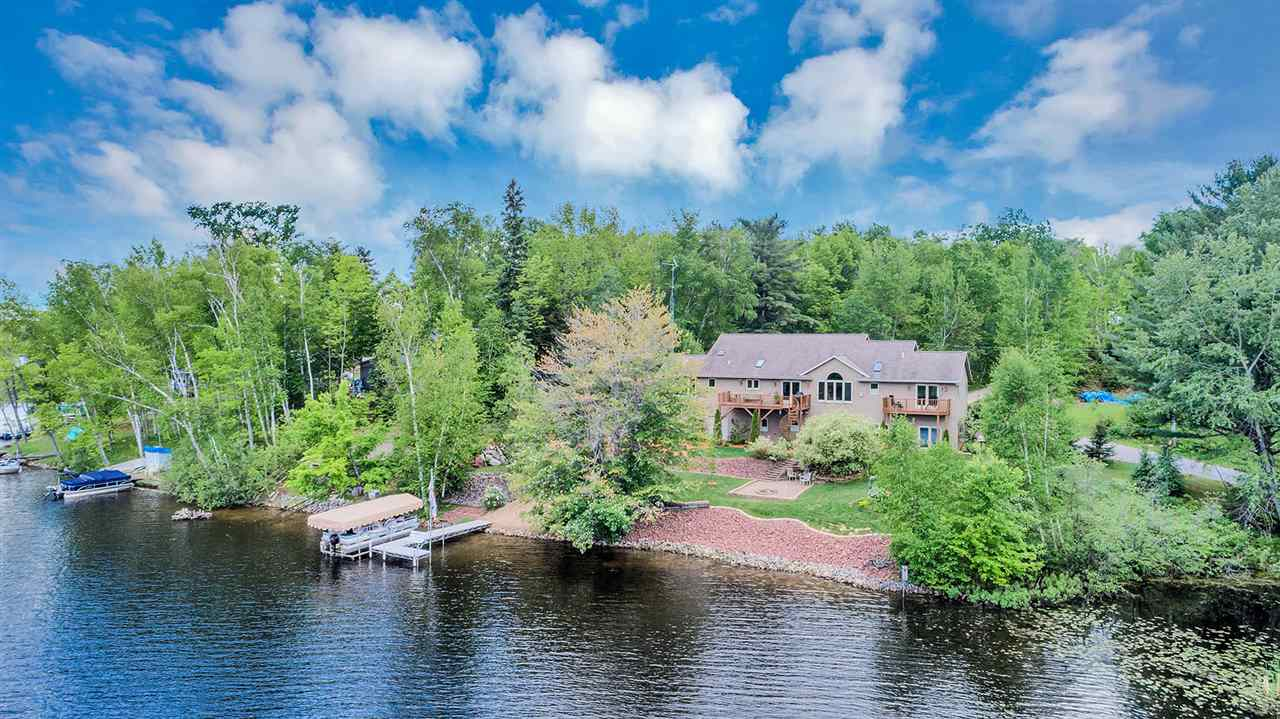 View Single-Family Home For Sale at 17950 SUNSET BAY LANE, Townsend, WI