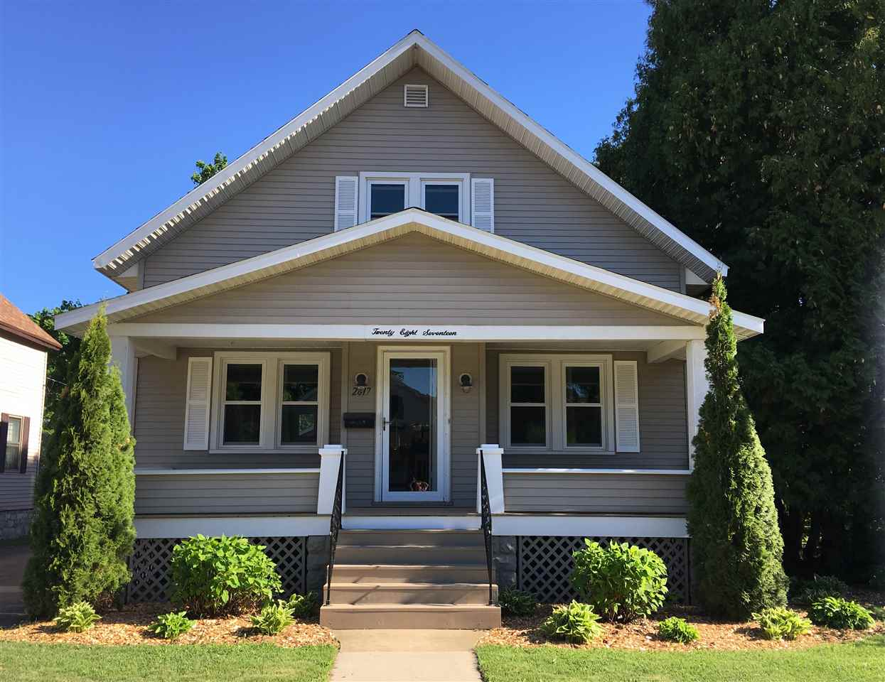 View Single-Family Home For Sale at 2817 HALL AVENUE, Marinette, WI