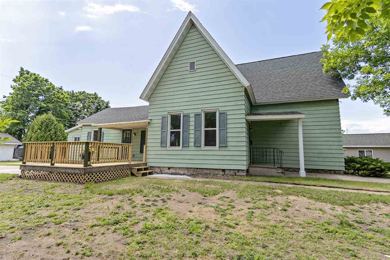 View Single-Family Home For Sale at 429 WATER STREET, Marinette, WI