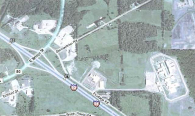 LE FRONTAGE RD, New Lisbon, WI 53950