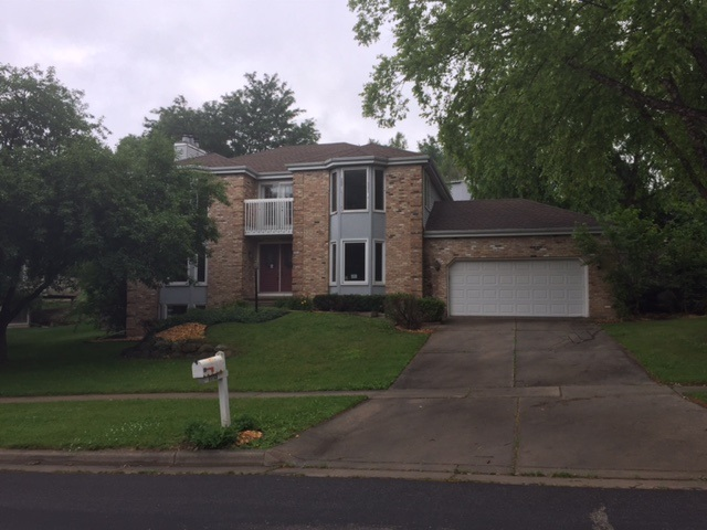 This elegant 2 story home is nestled in a prime Middleton area. It boasts an elaborate entryway, screened in porch, formal dining, finished basement and master suite with a FP. Additional perks are the new carpet, fresh paint and multiple updated windows. 1st time buyers, complete HomePath Ready Buyer program on for up to 3% closing cost assistance. Measurements approx.