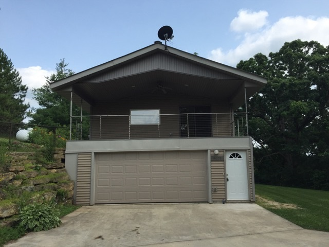 Rural setting w/ mother-in-law suite! Upper level has huge covered concrete balcony, 4bd/2 bth. New carpet and fresh paint throughout. Per builder, upper level moved here circa 2007, rest of the property was built at that time. 1st time buyers, complete HomePath Ready Buyer program for up to 3% closing cost assistance. Measurements/Dimensions are approx and buyer should verify.