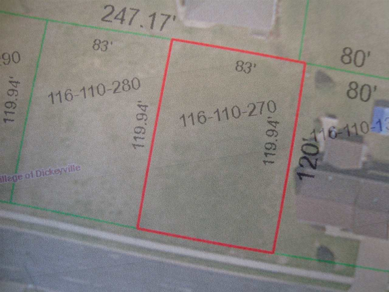 L1 Park St, Dickeyville, WI 53808