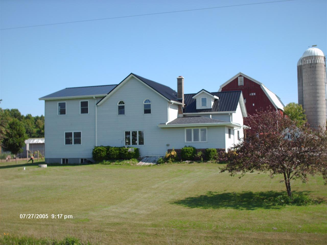 W1449 County Road HH, New Holstein, WI 53061