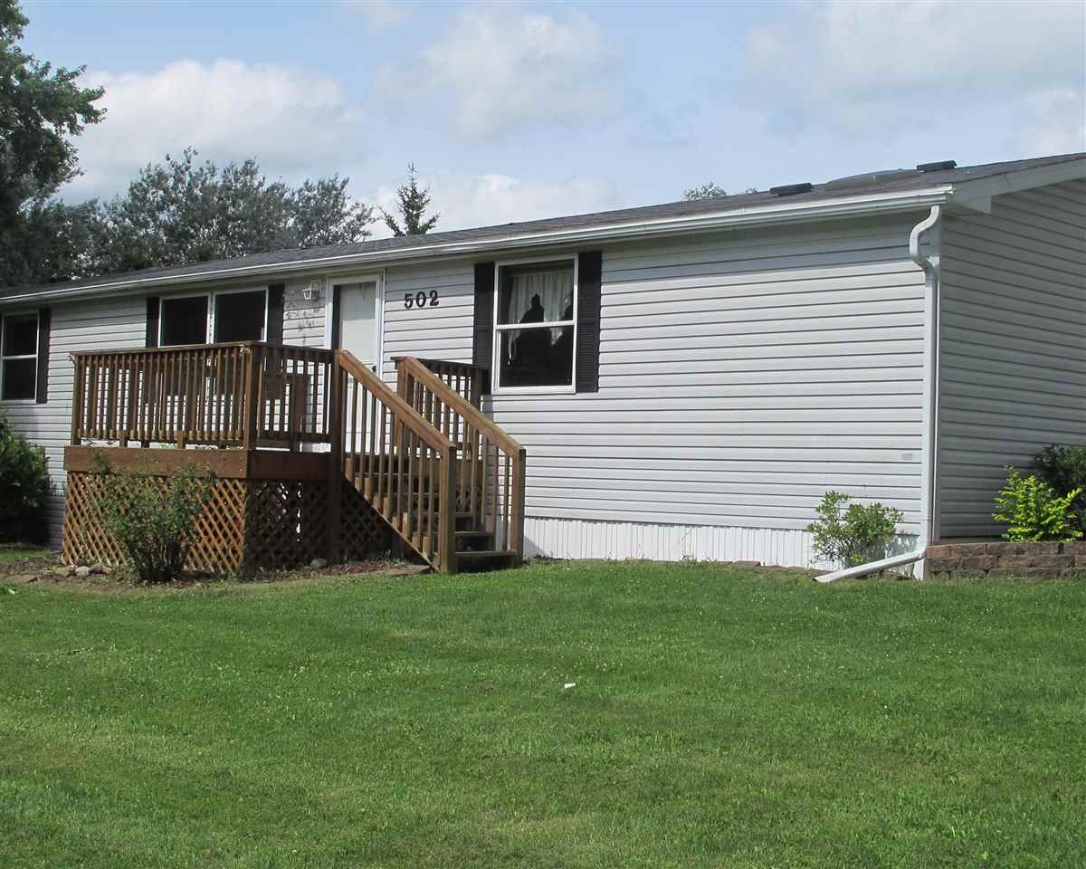 502 S MAIN ST, Reeseville, WI 53579