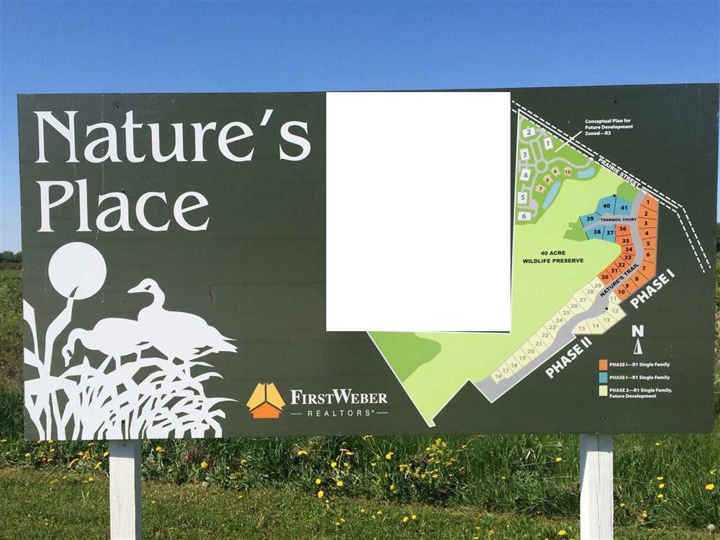 0 Nature's Trail Subdivision, Fall River, WI 53932