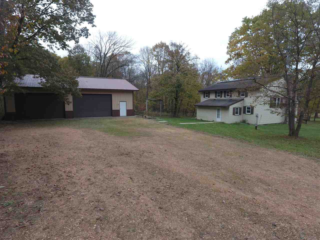 W7181 Duck Creek Ave, Springfield, WI 53964