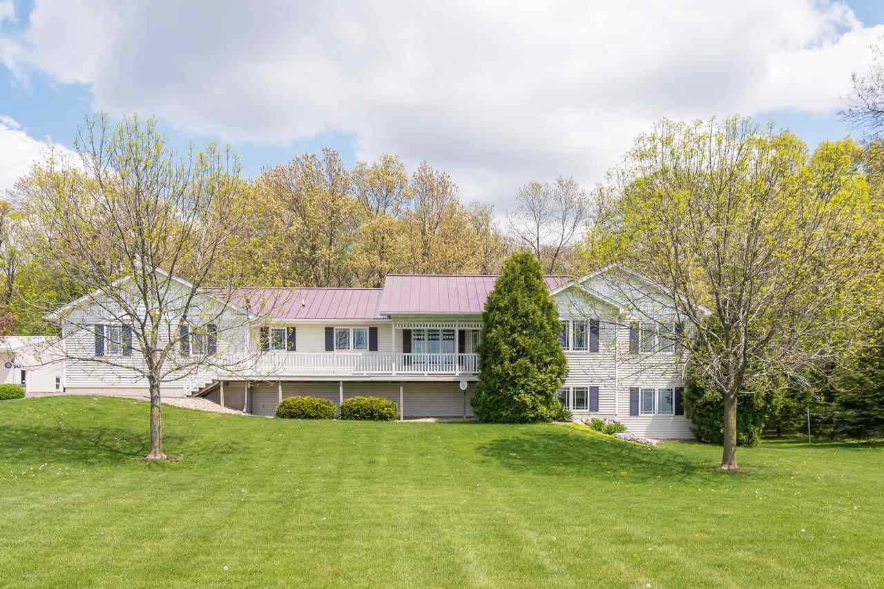 N8396 COUNTY ROAD X, Exeter, WI 53508