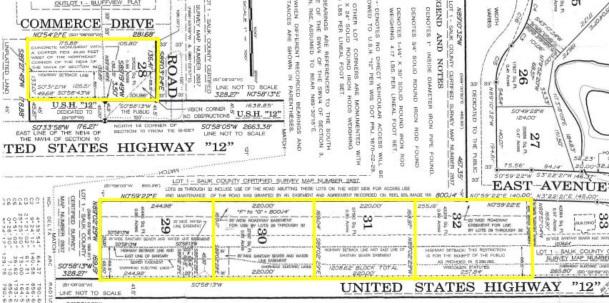 L28-32 Hwy 12, Sumpter, WI 53951