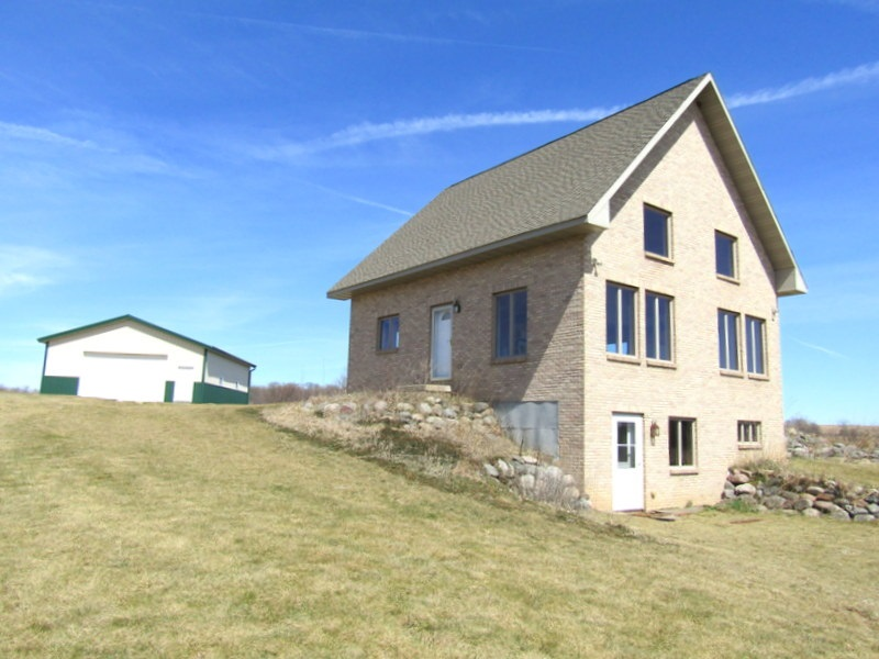 N306 THORP RD, Clarno, WI 53566