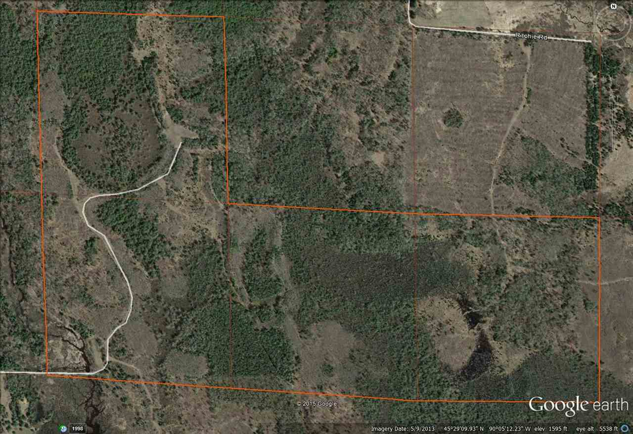 160 Ac County Road D, Knox, WI 54513