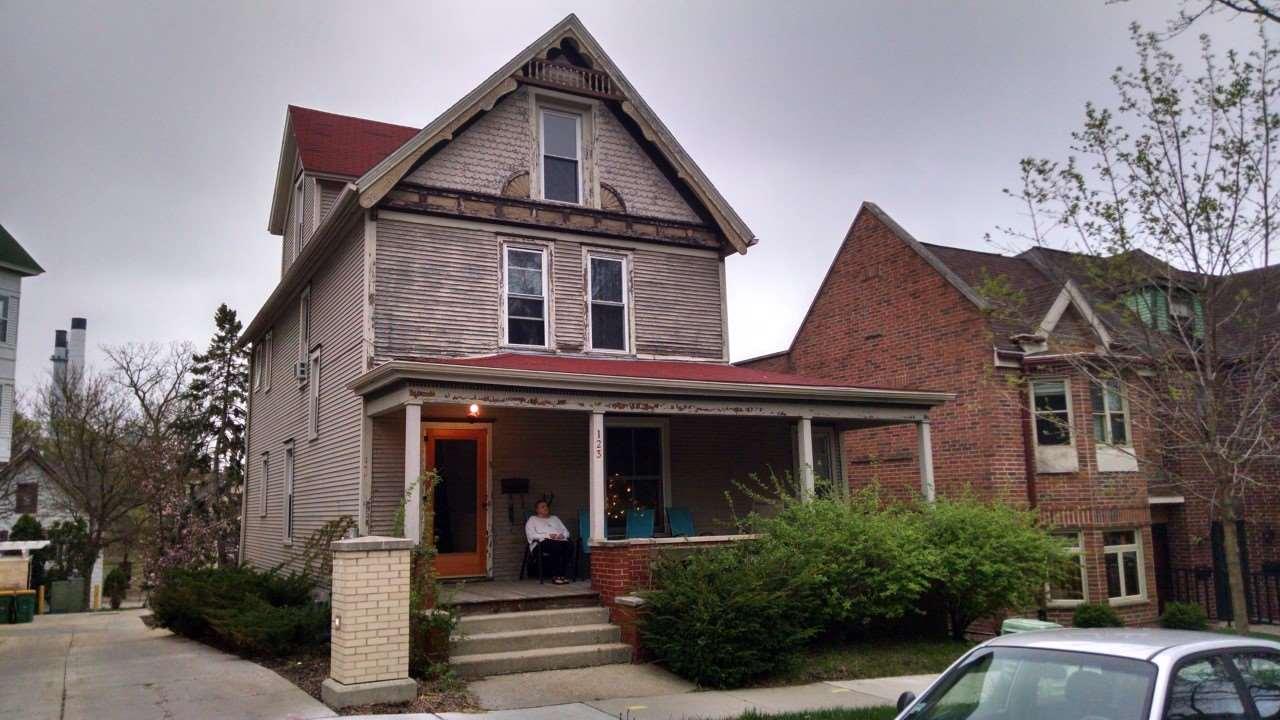 123 S Franklin St, Madison, WI 53703