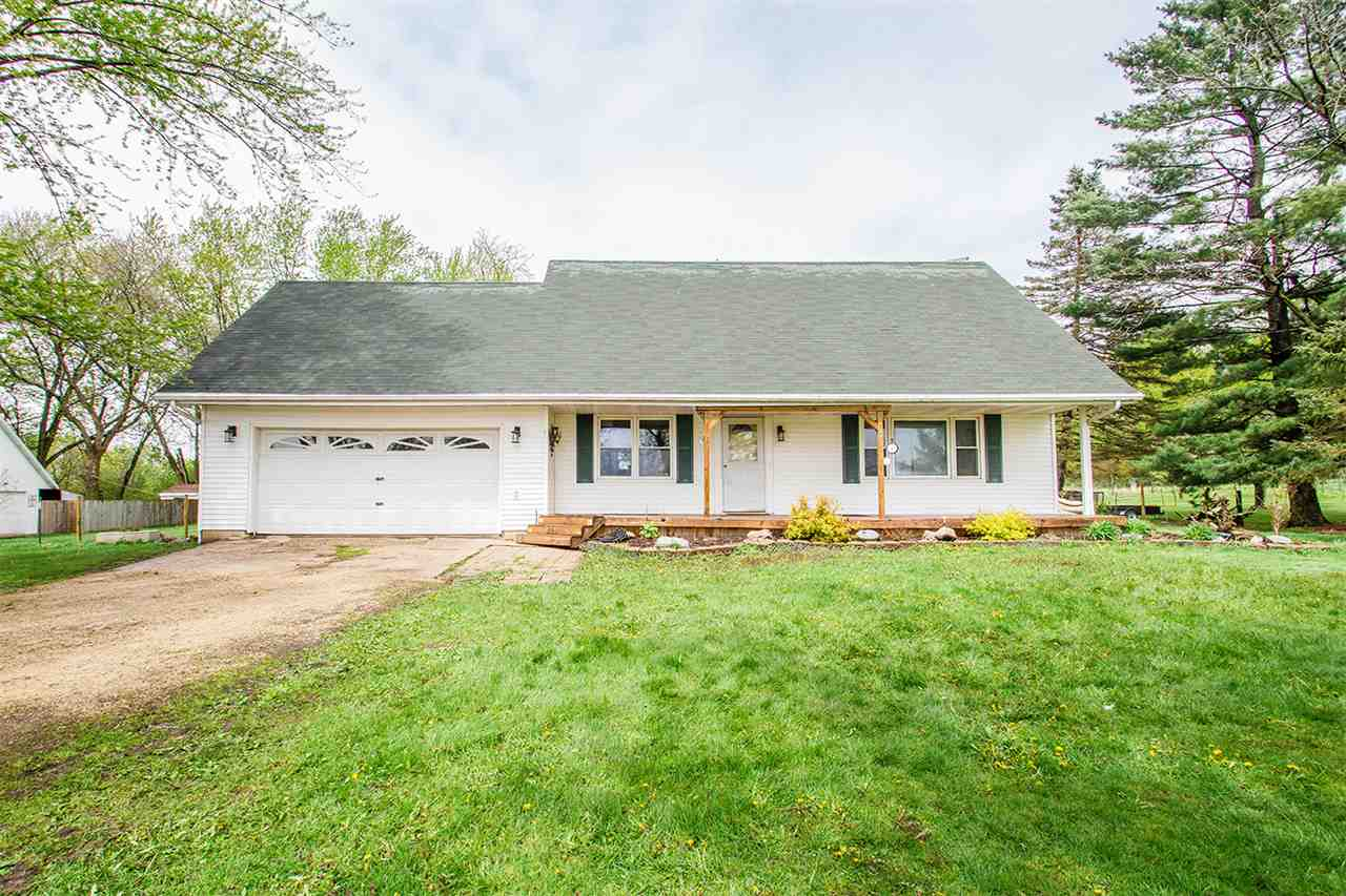 9632 W COUNTY ROAD A, Center, WI 53536