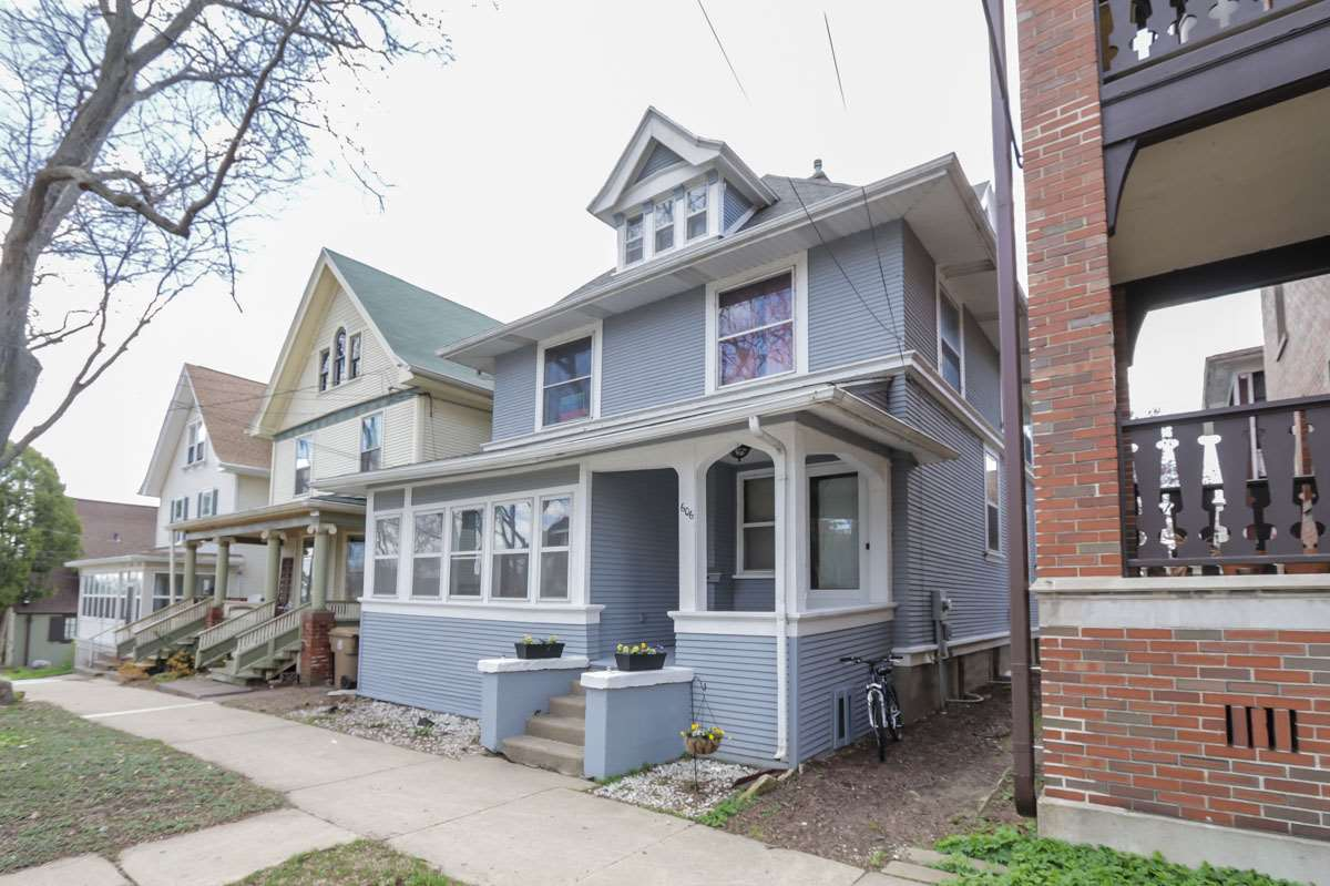 606 S Brearly St, Madison, WI 53703