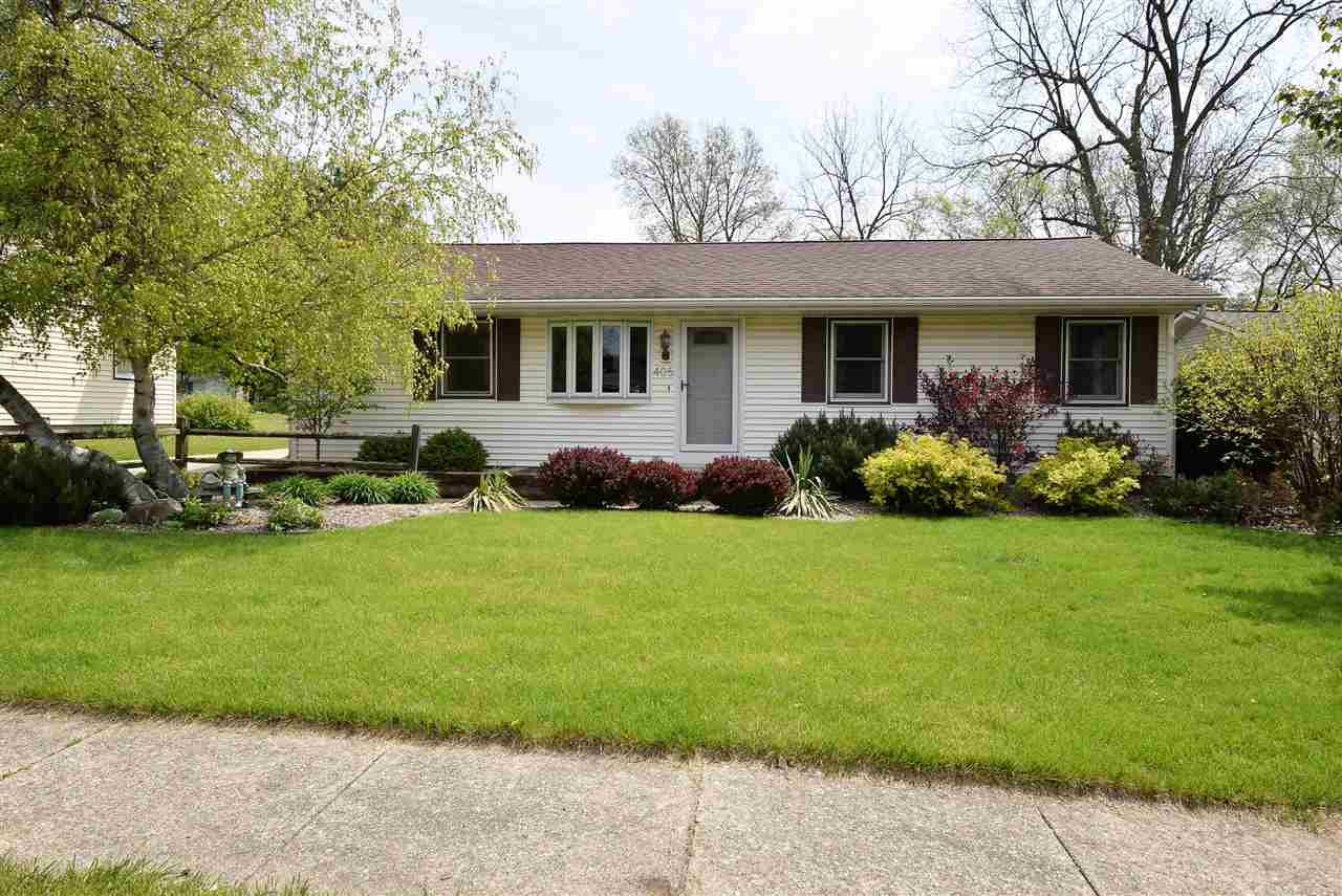 405 Westview Ave, Clinton, WI 53525