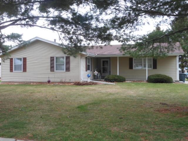933 W MILWAUKEE ST, Jefferson, WI 53549