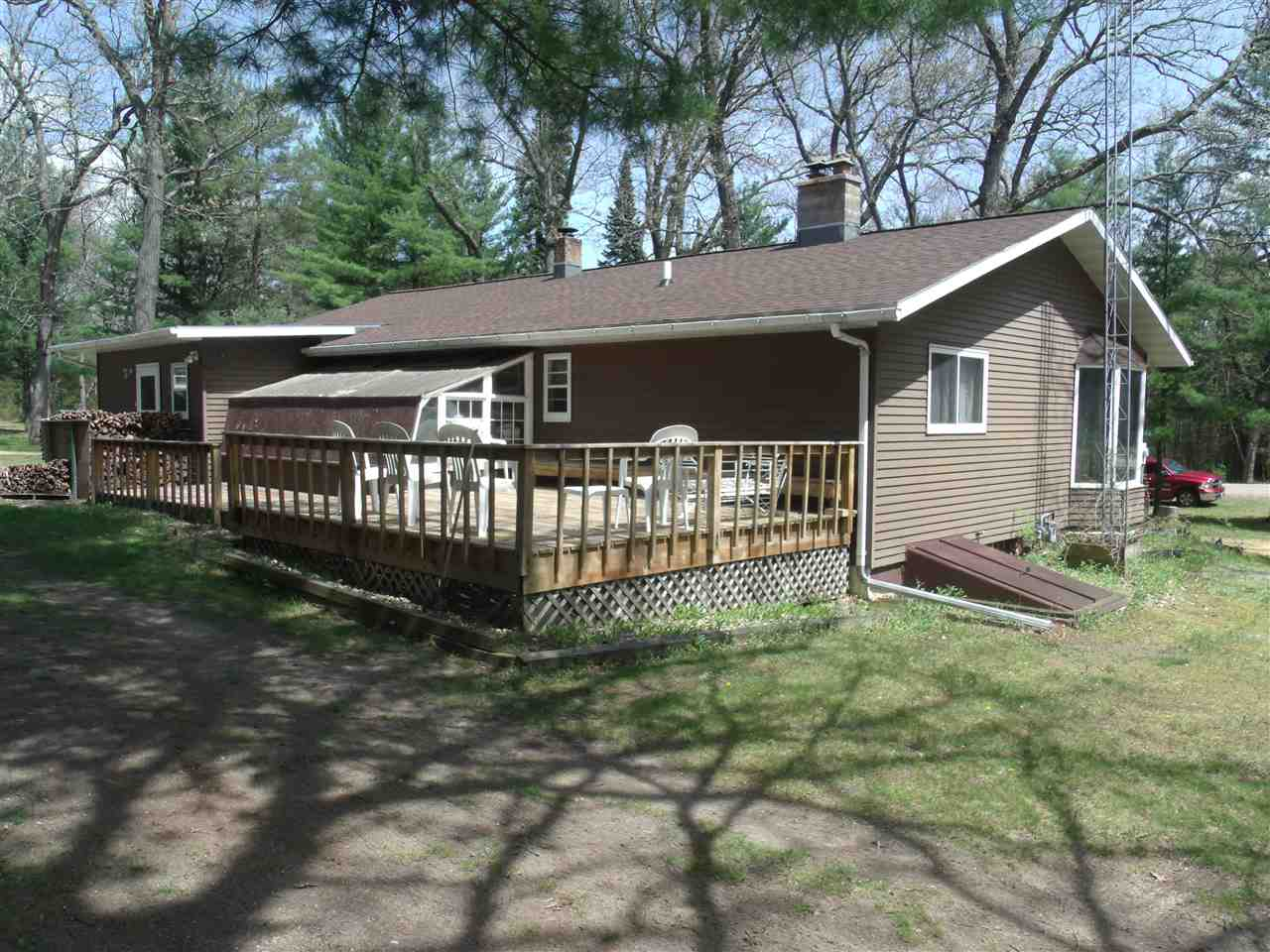 N343 3rd Dr, Coloma, WI 53910