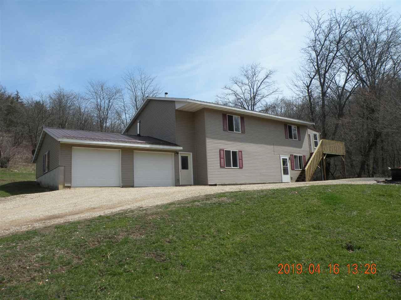 14762 Rail Hollow Rd, Woodman, WI 53827