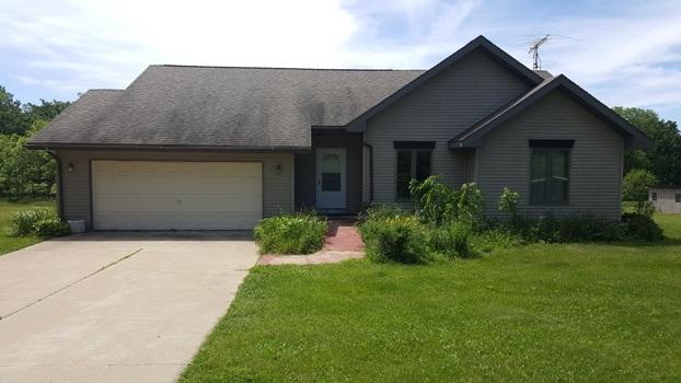 W3025 GROUSE RD, Buffalo, WI 53954
