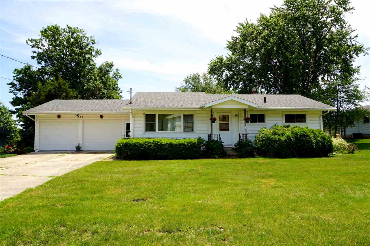 406 MINERAL ST, Albany, WI 53502