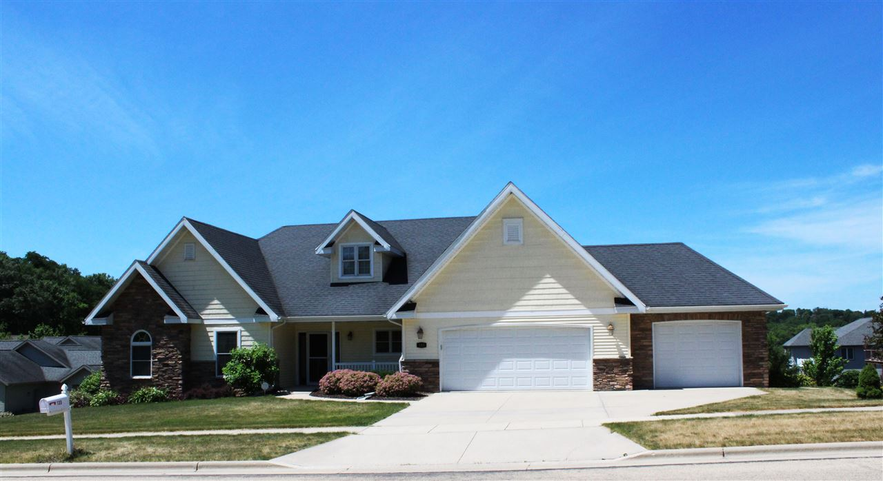 133 Valle Tell Dr, New Glarus, WI 53574