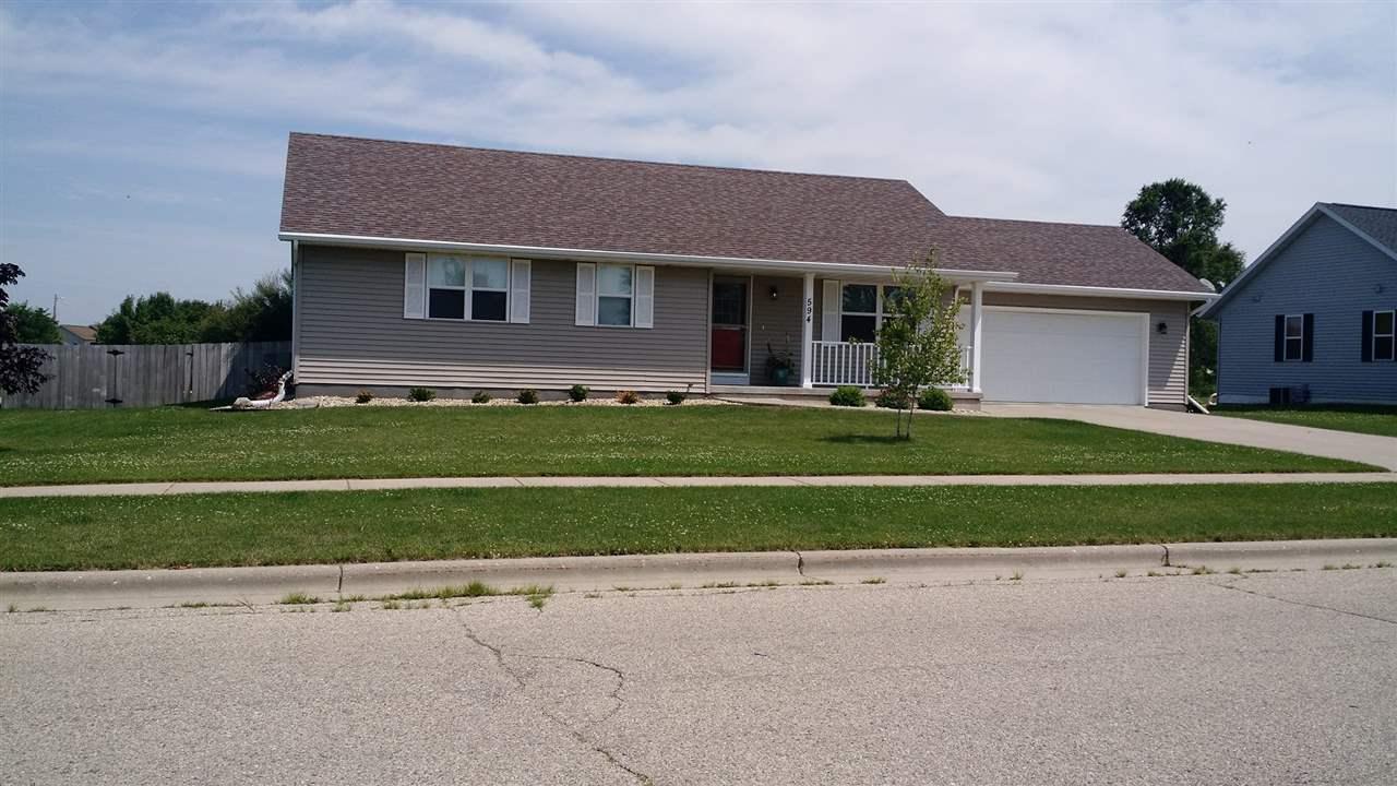 594 VISION DR, Evansville, WI 53536