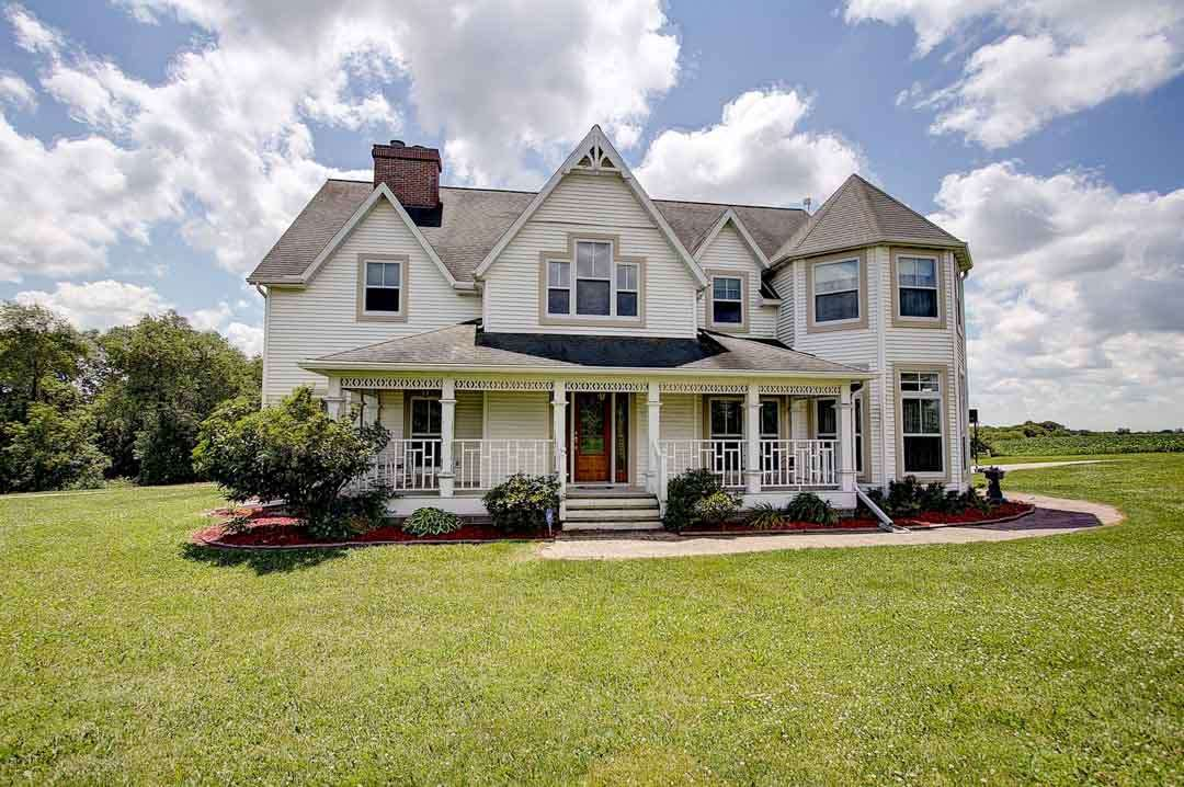 W339 COUNTY ROAD G, Courtland, WI 53956