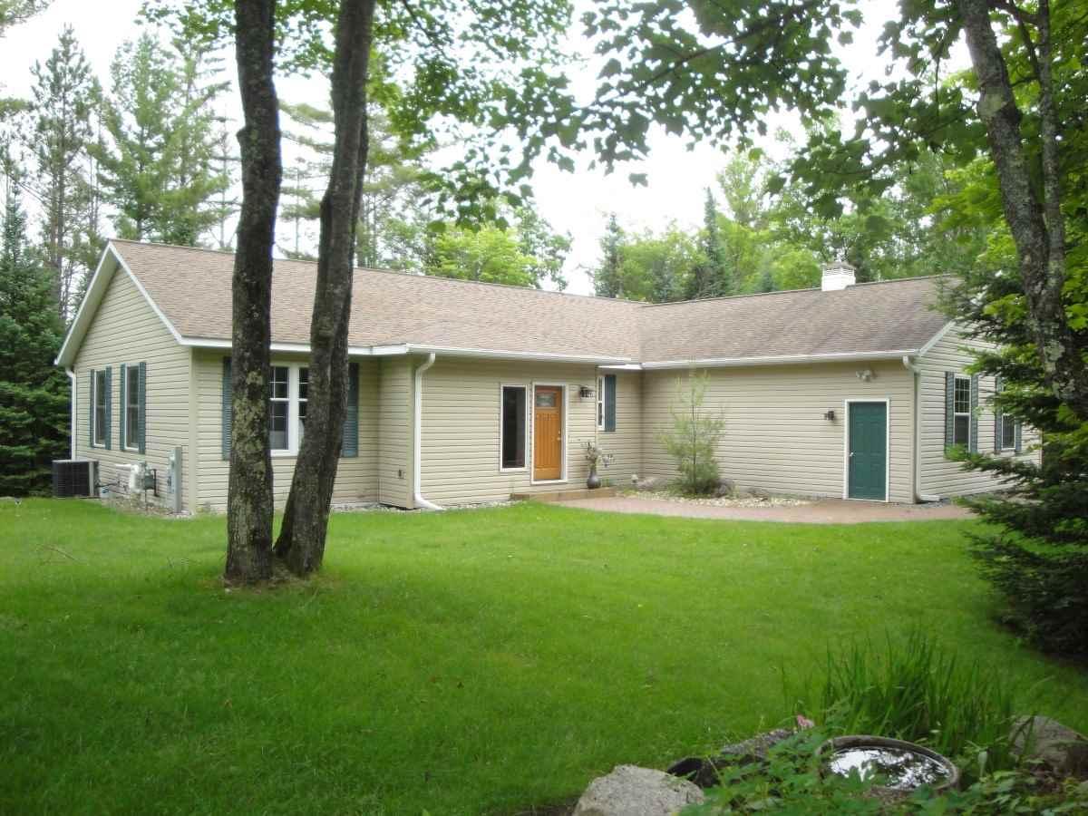 4416 Lake Mildred Rd, Newbold, WI 54501