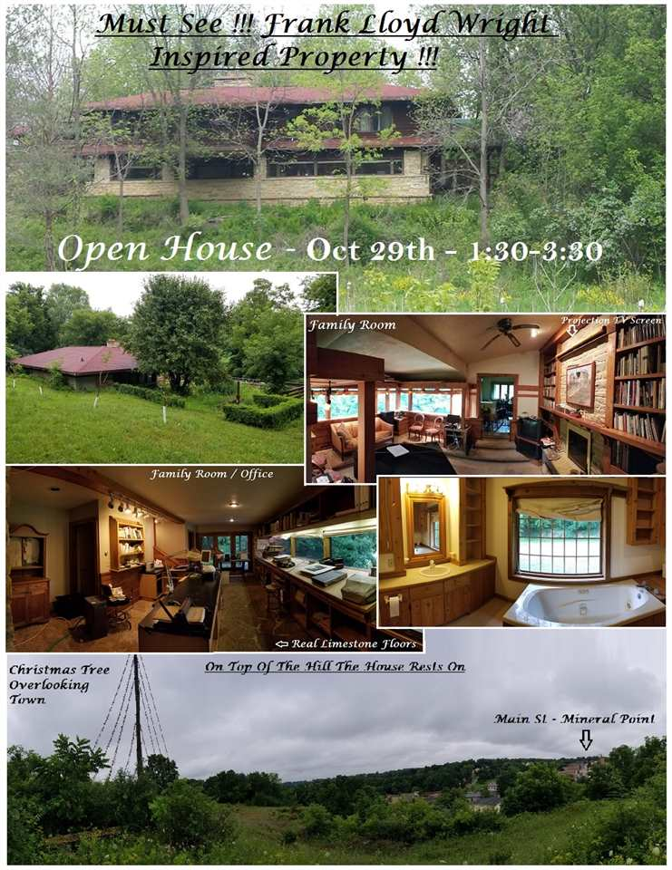 111 OLD DARLINGTON RD, Mineral Point, WI 53565