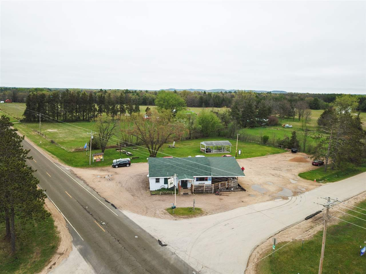 N4902 COUNTY ROAD HH, Marion, WI 53948