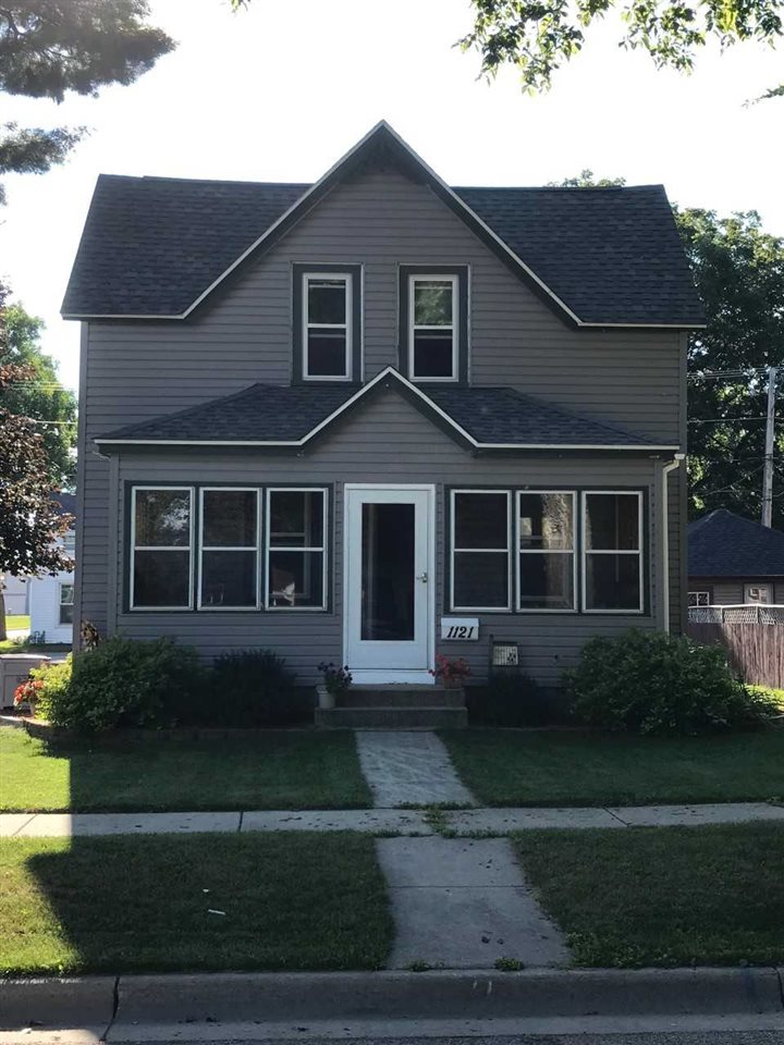 1121 MADISON ST, Sauk City, WI 53583
