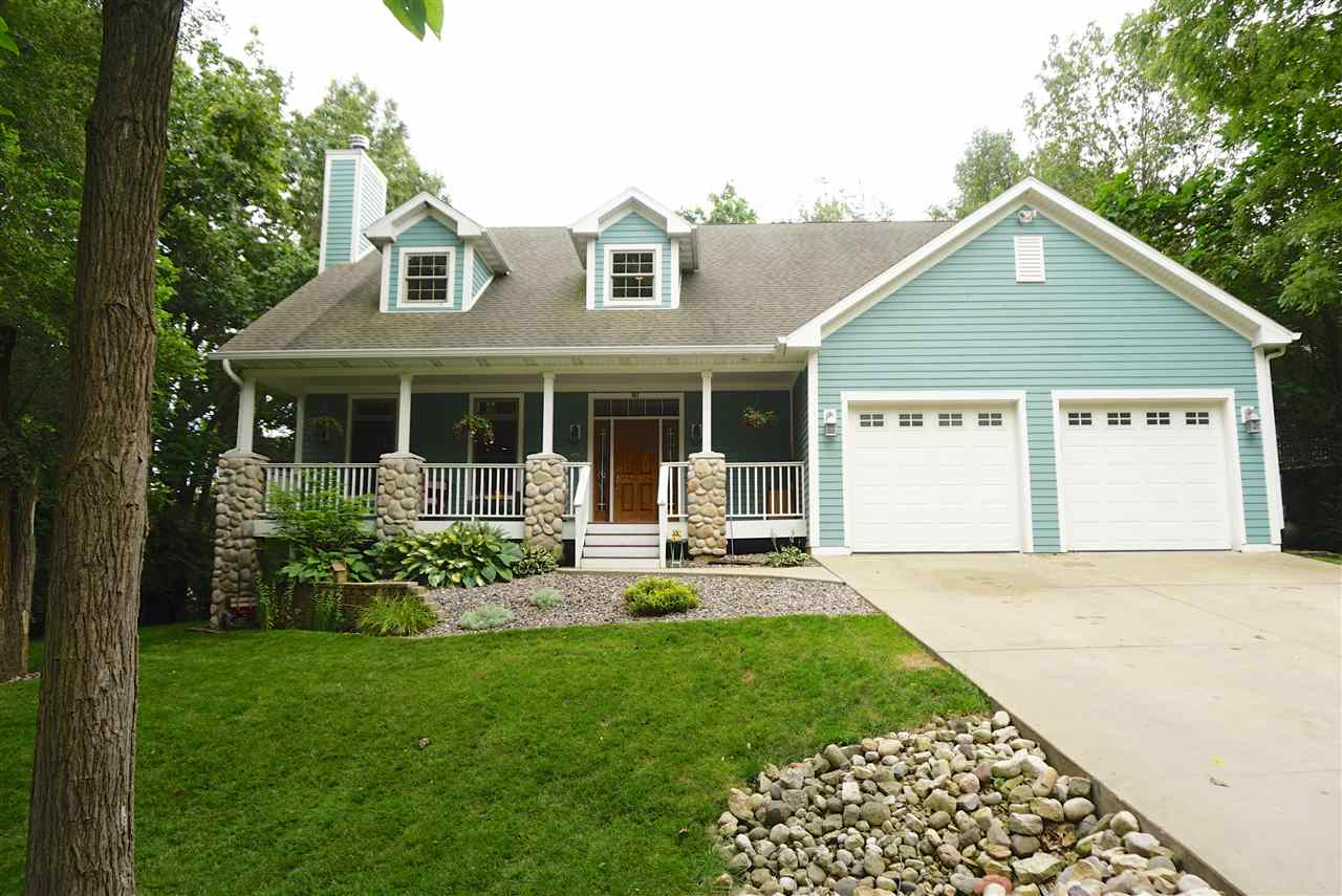 81 INDIAN TR, Albion, WI 53534
