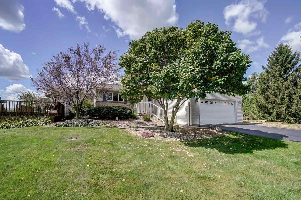 7309 N TERRITORIAL RD, Union, WI 53536